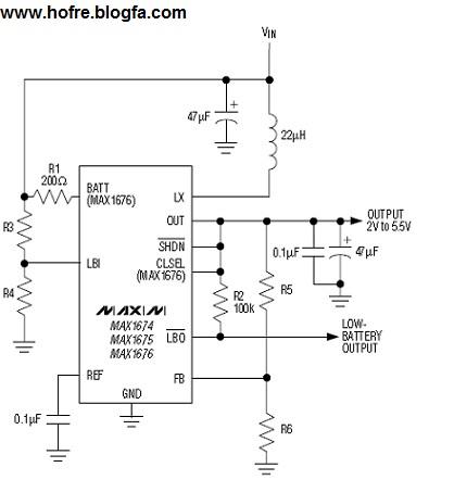 الکترونیک - شارژر موبایل با باتری قلمی